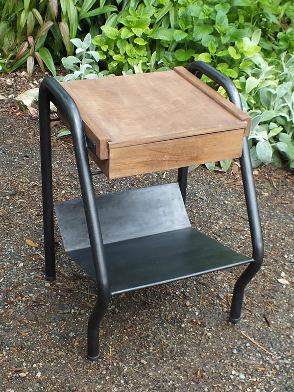 Atelier maragogipe meubles vendus petits meubles for Petit meuble fer forge